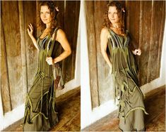 The Elftree Top is a very unique tailored masterpiece. All the details of the top are very exquisite and gives the outfit a very magical and elfen like look.  As a perfekt combination to the look just go to our Earth Bottlebags. :)  • Q U I C K • F A C T S • ✹ Model is wearing Size S ✹ Material Fairy Cosplay, Elf Cosplay, Witch Dress, Witch Outfit, Steampunk Clothing, Steampunk Fashion, Dark Mori, Boho Wedding Dress, Festival Outfits