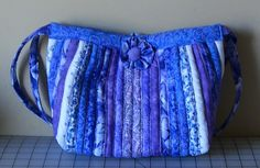 lavender Hobo bag