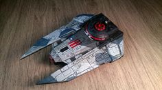 star wars : x wing :: [MODIF] Les VT-49 Decimators