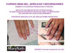 Curso uñas de gel en Mallorca uñas acrílicas y decoraciones  #anuncios gratis en #España #negocios #segundamano #compra y #venta