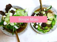 Soupe Miso – Healthyhappyogi.fr