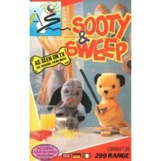 Sooty & Sweep for Commodore 64 from Alternative Software