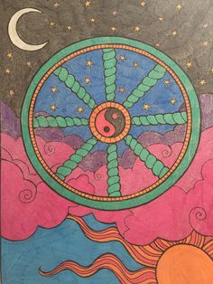 Tarot Designs by Adrienne Trafford - Colour with Claire Colouring Book Review