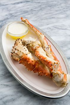 How to best prepare Alaskan King Crab Legs—simply steam and serve with melted butter. On SimplyRecipes.com