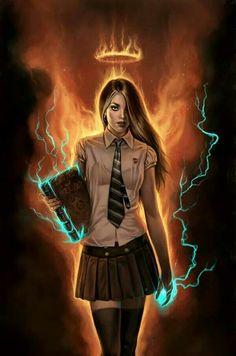 Witch - Modern Fantasy