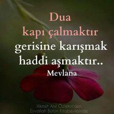 #özlüsözler    özlü sözler güzel sözler Allah Islam, Islam Muslim, Meaningful Lyrics, Word 2, Sufi, Cool Words, Karma, Motivational Quotes, Poems