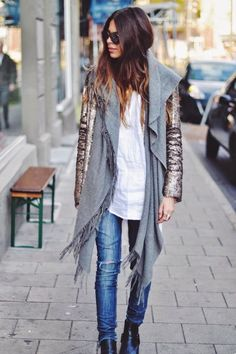 Street Style With Stylish Outfit
