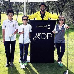 Ok let's begin the AirDP golf competition ..will be really tough today against these 3 strong players ...💪🏻😎❤️ #airdp #airdpstyle #airdpfriends #golf #golfcup #golflife #golfaddict #sport #like4like #competition #riviera #riccione #glasses #accessories #cool #onelove #love #loveisintheair
