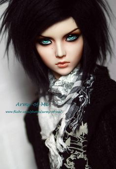 Tagged! BJD Backstory Game! :) by Army-of-Me, via Flickr