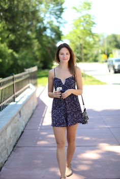 Woodbury Lane Playsuit | Katelyn Now