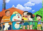 Doraemon Friends Jigsaw