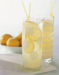 Dragon Berry Lemonade 2 oz of Bacardi Dragon Berry Rum 6-8 oz of Simply Lemonade Stir and serve it on the rocks and garnish with freshly sliced lemon