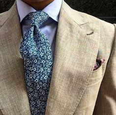 #Otaa.australia khaki jacket & orchid floral tie. #Elegance #Fashion #Menfashion #Menstyle #Luxury #Dapper #Class #Sartorial #Style #Lookcool #Trendy #Bespoke #Dandy #Classy #Awesome #Amazing #Tailoring #Stylishmen #Gentlemanstyle #Gent #Outfit #TimelessElegance #Charming #Apparel #Clothing #Elegant #Instafashion
