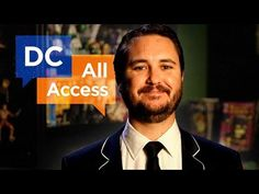 Wil Wheaton Co hosts DC All Access This Week