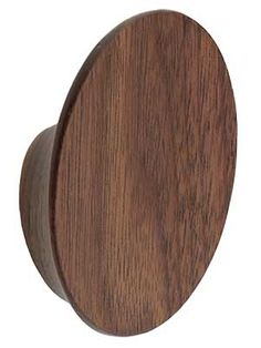 """Caden Oval Wood Drawer Knob - 2 1/4"""" x 1 7/8""""   House of Antique Hardware"""