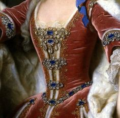 an Ranc, Elisabeth Farnese Princess of Parma and Queen of Spain 1732