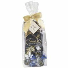 Dark Chocolate Sampler Gift Bag