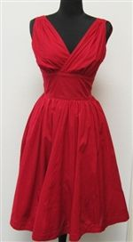 Trashy Diva Doris Red Dress Size 10