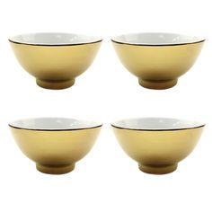 Gold Bowl Set @ Howkapow