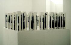 "Jurgita Remeikyte - photography installation, "" Strategies of the ..."