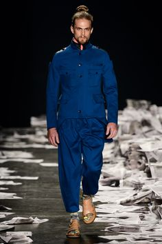 Alexandre Herchcovitch Men Summer 2013