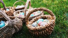 Your Guide to the PERFECT Easter Brunch // Easter, entertaining, Easter eggs, Easter baskets