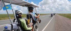 The Sun Trip: le voyage, l'humain, l'éco-mobilité