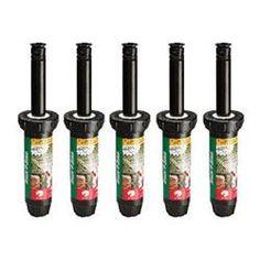 "1800 Series 4"" Spray Head 5 Pack No Nozzle - Rain Bird's 1800 Series is the #1…"