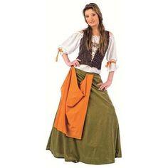 Comprar vestido medieval mujer