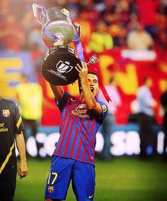 Pedro Rodriguez, FC Barcelona.