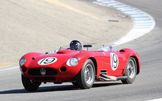 from 1957, a Maserati 450S