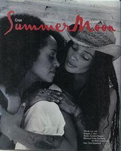 Cree Summer and Lisa Bonet