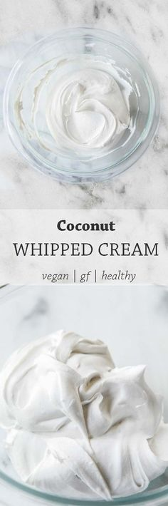 Whipped coconut milk is creamy, rich and thick, much like traditional whipped cream and the coconut flavor is very faintly there. Not nearly what you would expect it to be.