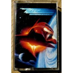 ZZ Top: Afterburner - MC / cassette / kassett