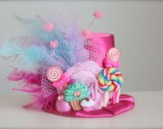 Rosa Candy Party Candyland inspirado con por LilBirdsCouture