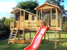 CUBBY HOUSES | For Your Backyard