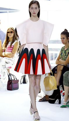 Pasarela ready to wear primavera-verano Delpozo 2016