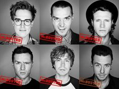 when I was much younger if someone told me that Mcfly and Busted would become one, I would have screamed. About two years ago I found out this is now a reality, and now I'll do anything to see them together. Kinds Of Music, Music Love, My Music, Tom Fletcher, Buy Tickets Online, Pop Punk, Korean Music, Girls Life, My Favorite Music