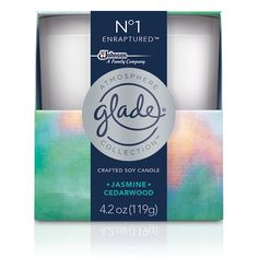 Glade - Atmosphere Collection Soy Candle