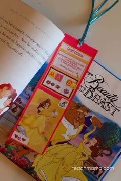 Belle Bookmark