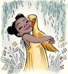 Love Is by Diane Adams, illustrated by Claire Keane