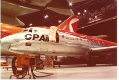 Pacific Airlines, Canadian Airlines, Douglas Dc 8, Aircraft Maintenance, Passenger Aircraft, Air Photo, Air Lines, Aviation, Airports