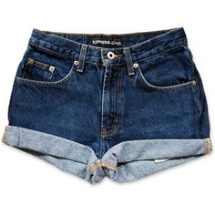 Blue Denim Shorts Size 12 High Waist Embellished Topshop Ladies Hot Pants W30
