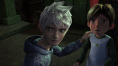 Jack Frost and Jamie. Once an older brother, always an older brother.