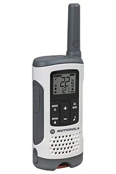 Stay in communication with this bundle from Motorola. It includes six Talk about Radios Triple Packs. With a range of up to and the freedom to communicate wirelessly, these Radios, Camping In The Woods, Weather Alerts, Two Way Radio, Severe Weather, 2 Way, Walkie Talkie, Packing, Communication