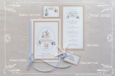 summer hawaii paper set by AYANO TACHIHARA Wedding Design