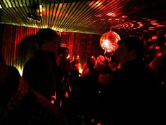 Leonor, an underground club hidden in the heart of Mexico City