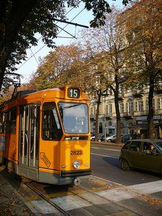 Turin - Corso Re Umberto by bautisterias