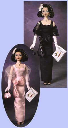 Moments to Remember 2000 by Dolly Cipolla Circa 1958 for FAO Schwarz Exclusive Limited to 800 Original Price $110.00 Pink  Modern Doll Club Convention Limited to 300