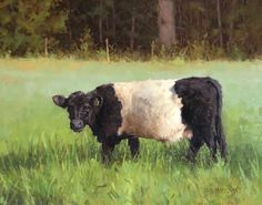 Beth Marchant: Painting the Light Small Paintings, Beautiful Drawings, Art Drawings, Drawing Art, Love Art, Cow, Artwork, Artist, Animals
